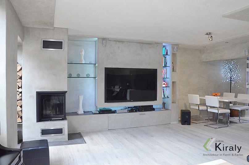 wohnwand mit kamin finden und speichern sie ideen zu. Black Bedroom Furniture Sets. Home Design Ideas